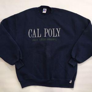 Vintage Cal Poly San Luis Obispo Sweatshirt